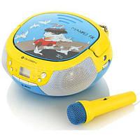 Радиомагнитола GOGEN Maxipes Fik blue-yelow