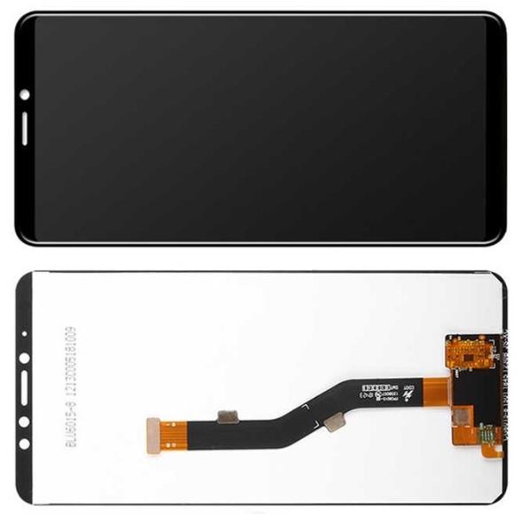 Дисплей модуль Meizu Note 8 в зборі з тачскріном, чорний