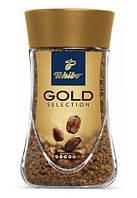 Кофе растворимый Tchibo Gold Selection в стеклянной банке 200 г (791892500)