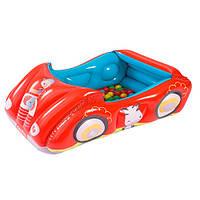 Детский игровой бассейн Bestway 93520 Машинка