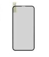 Скло захисне для телефону iPhone X, XS 0,23 мм 9H, 5D Full Glue чорне #SGAPIPHX-KB01