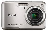 Фотоаппарат KODAK FZ42 silver