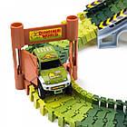 Гибкий Трек Динозавр Трек Dinosaur Tracks 175 Деталей, фото 2