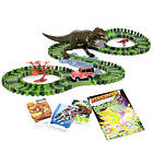 Гибкий Трек Динозавр Трек Dinosaur Tracks 175 Деталей, фото 3