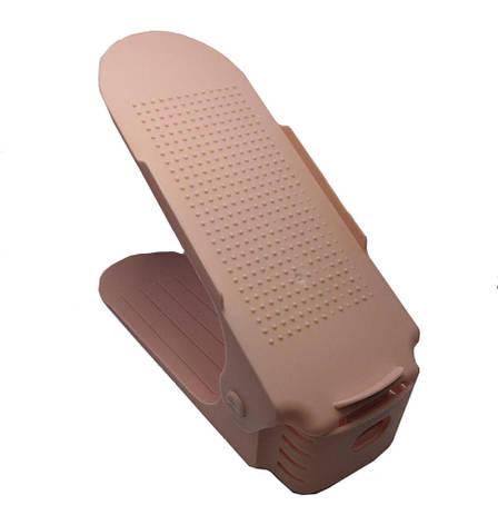 Подставка для обуви SHOES HOLDER - Светло-розовый, фото 2