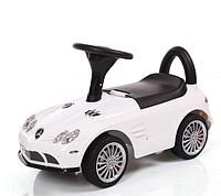 Детская каталка-толокар Bambi Mercedes M 3189-1 белый