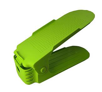Підставка для взуття SHOES HOLDER - Зелена
