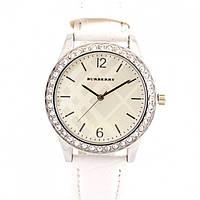 Женские часы Burberry silver