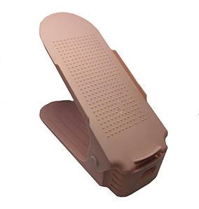 Підставка для взуття SHOES HOLDER - Світло-рожевий
