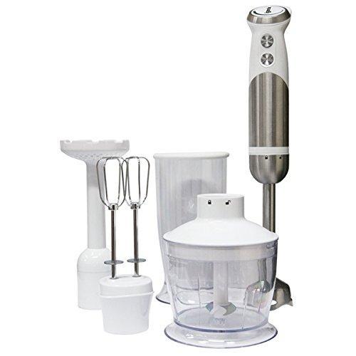 Ручной блендер Igenix IG8654 с мензуркой и чашей кухонного комбайна