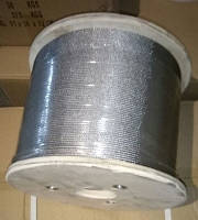 Трос нержавеющий WASI (Германия), диаметр 5 мм