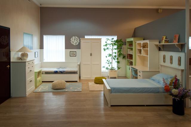 Мебельные фасады для детской в стиле прованс