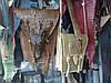 Эксклюзивная кожаная сумка, ручная работа сделана со всеми элементами.С ЛАПАМИ ГОЛОВОЙ. ИЗ ЦЕЛОЙ ШКУРЫ ИГУАНЫ