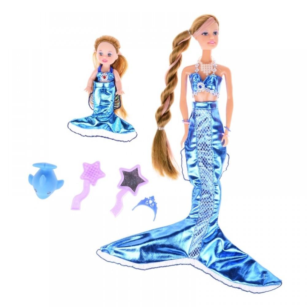 ID74 Куклы русалки