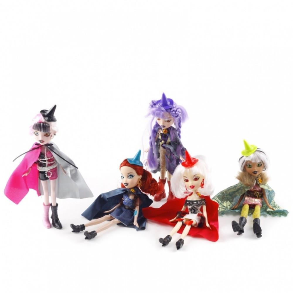 ID219 Куклы Монстрики