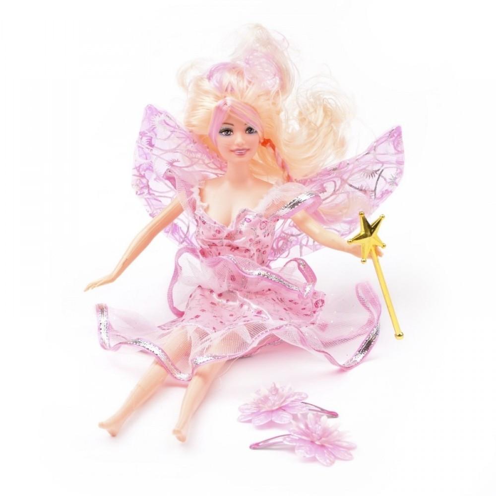 ID34A Кукла фея