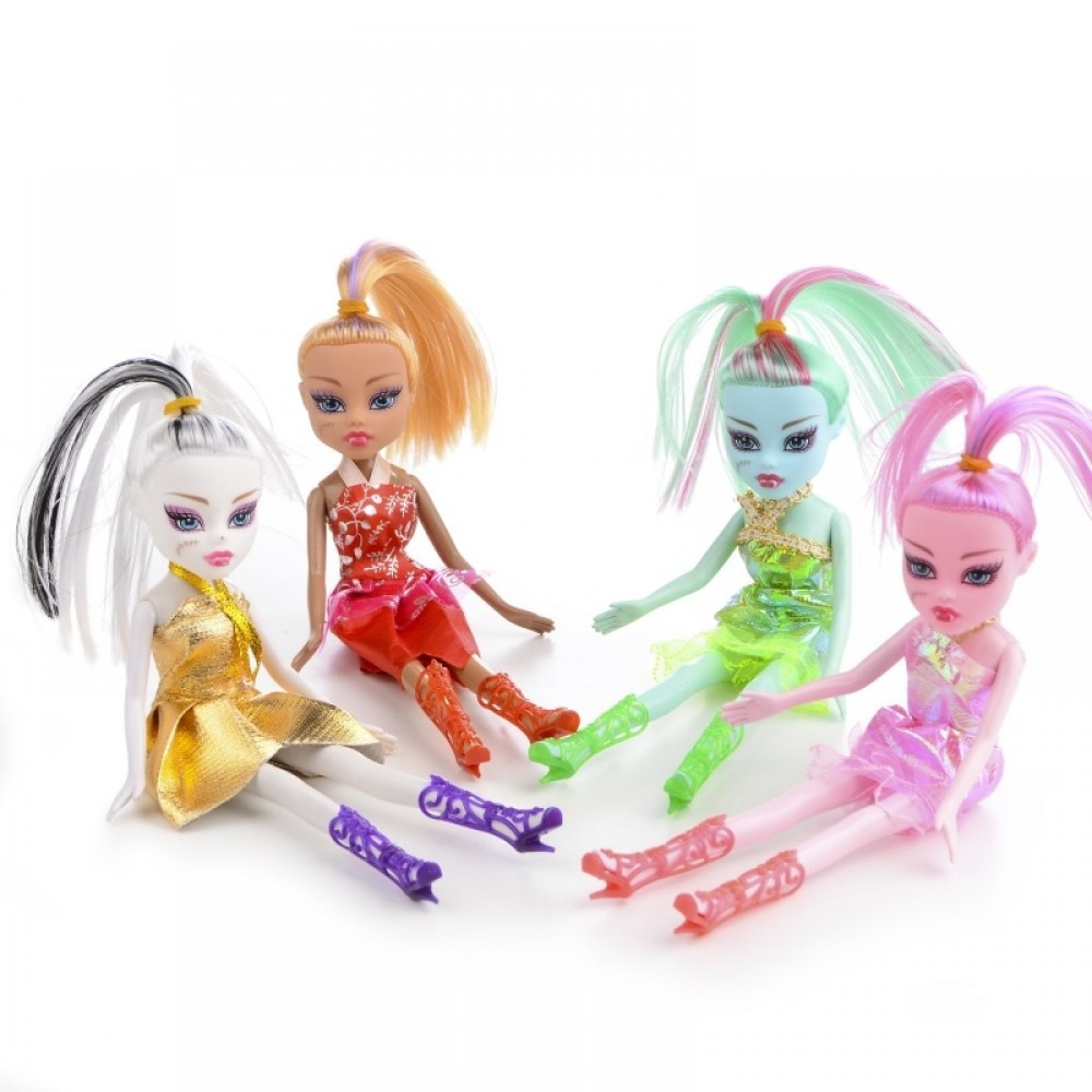 ID241 Куклы Монстрики