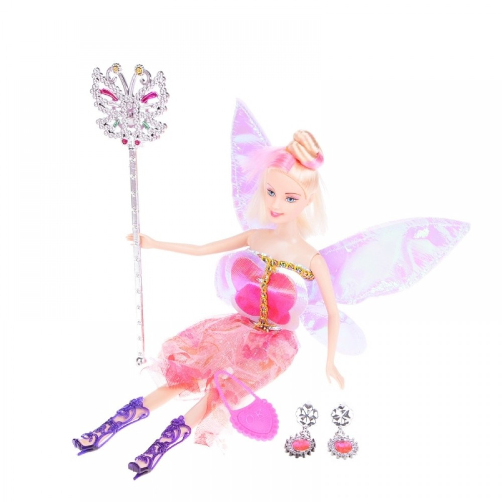 ID23 Кукла фея