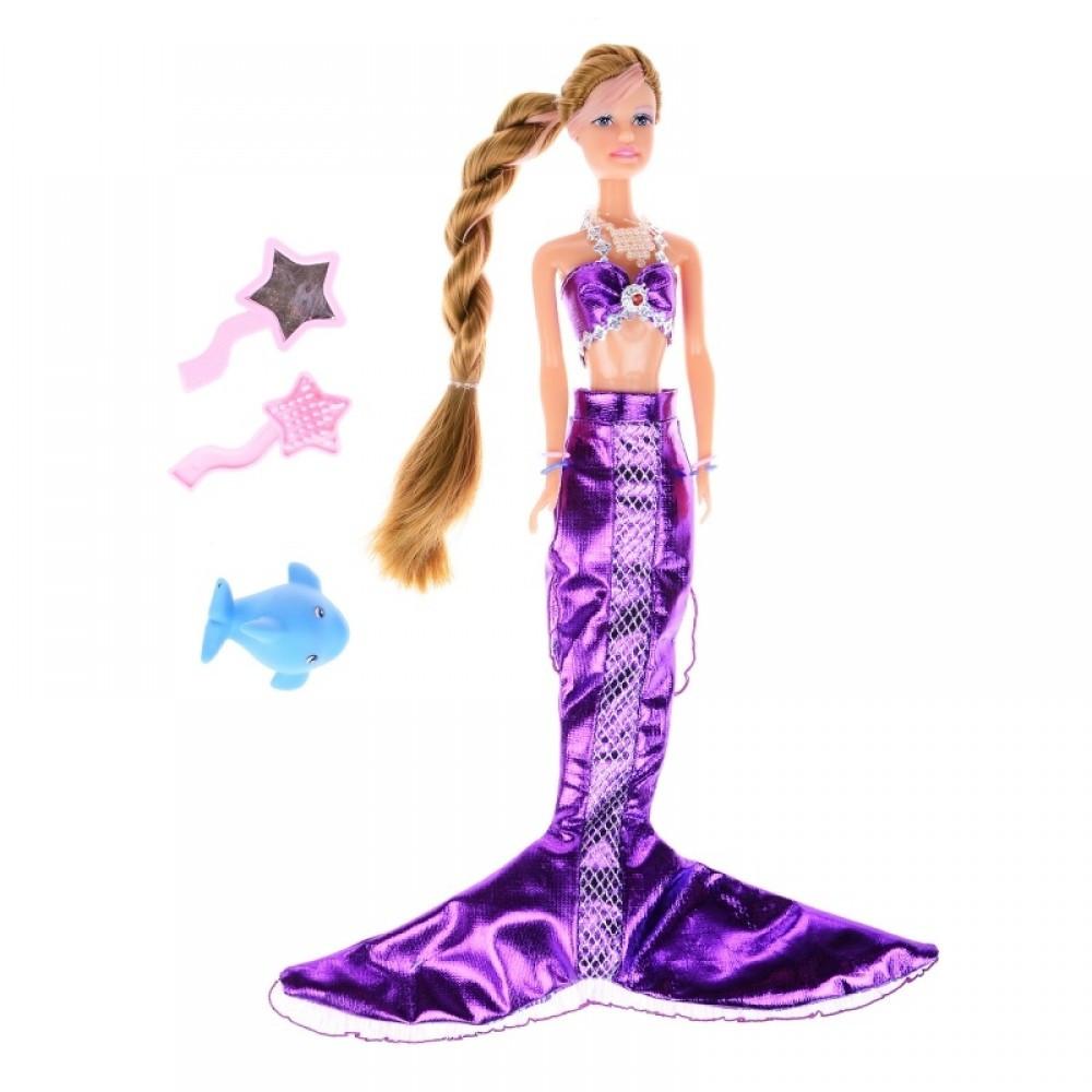 ID80 Кукла Люси русалка