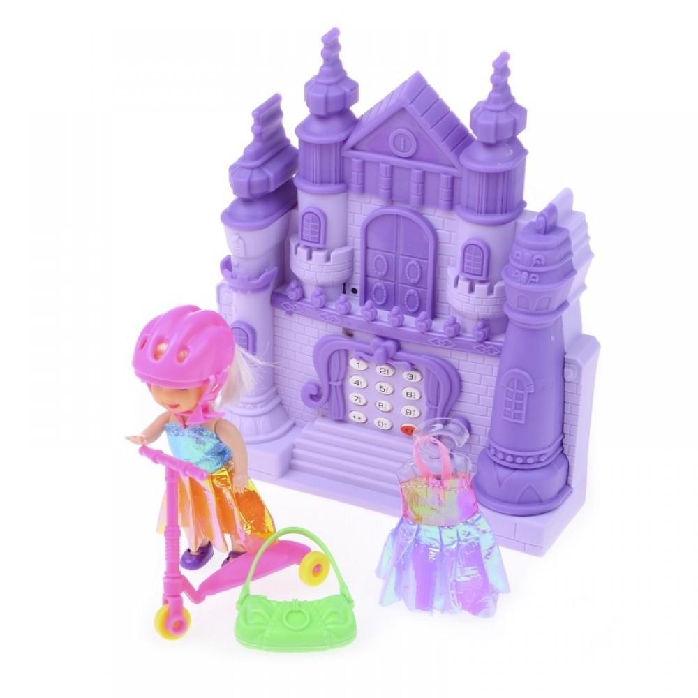 ID44A Кукла замок