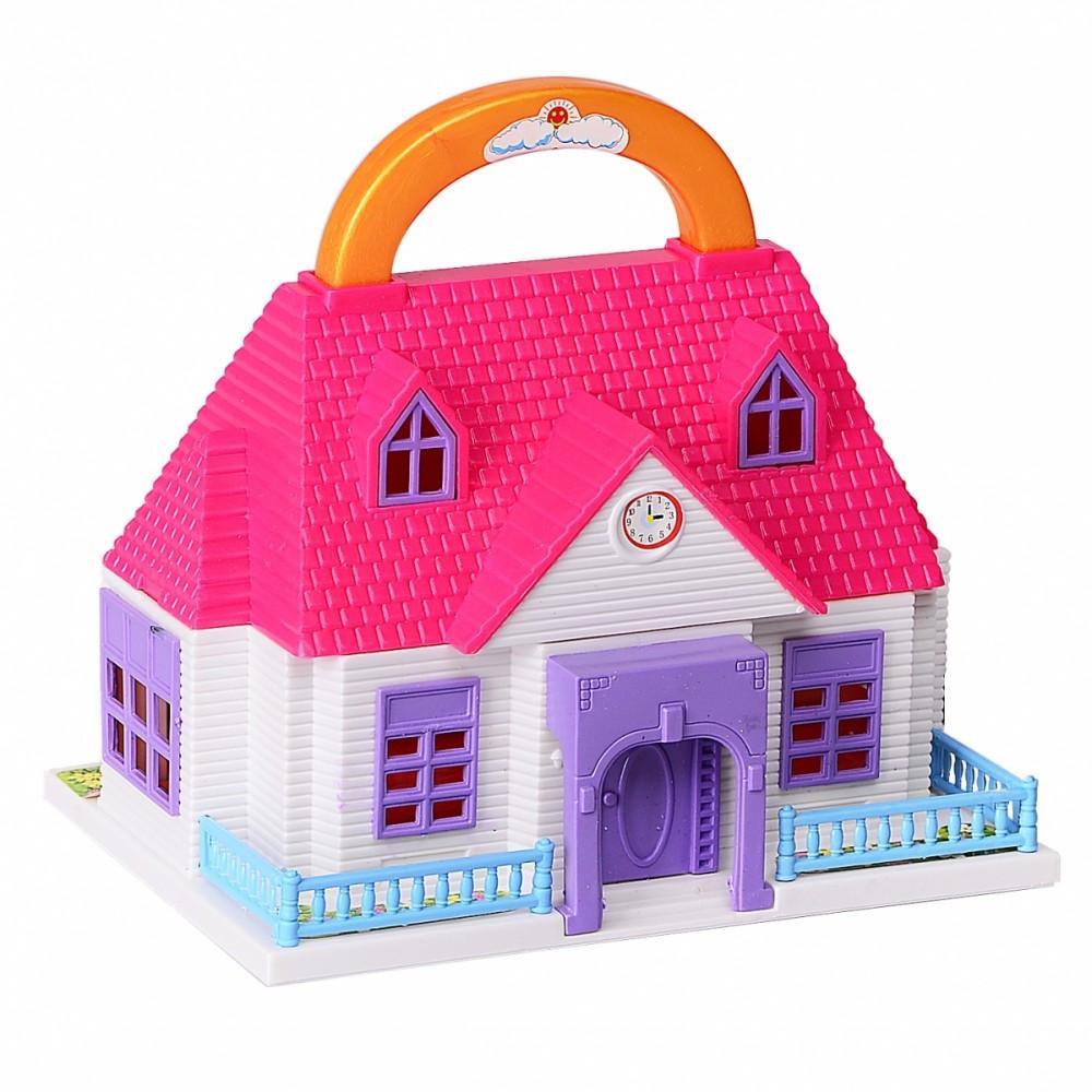 IM351 Кукольный домик площадка