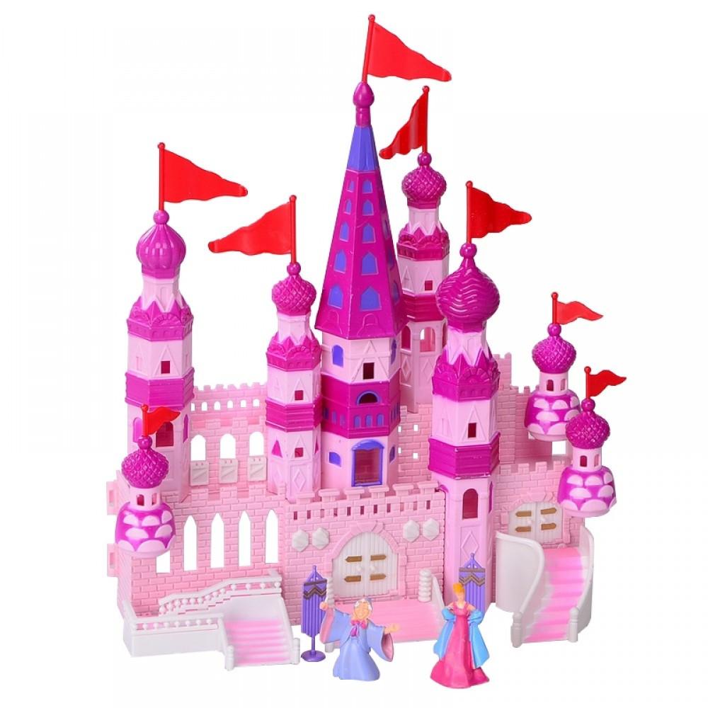 IM360 Замок для кукол гостиная