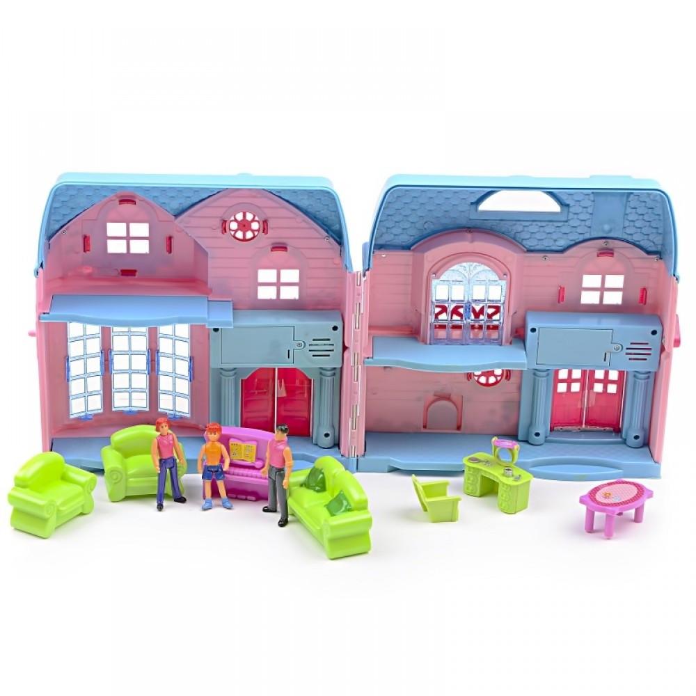 IM443 Кукольный домик фигурки
