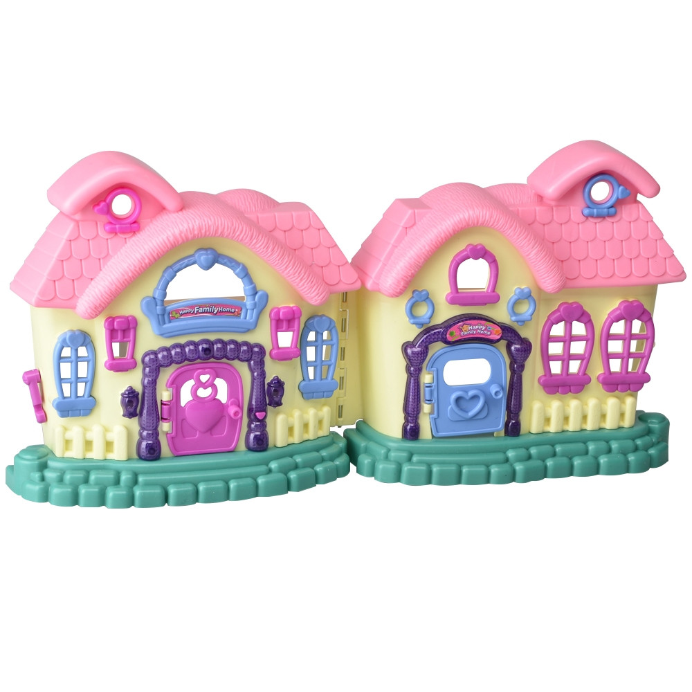 IM343 Кукольный домик фигурки