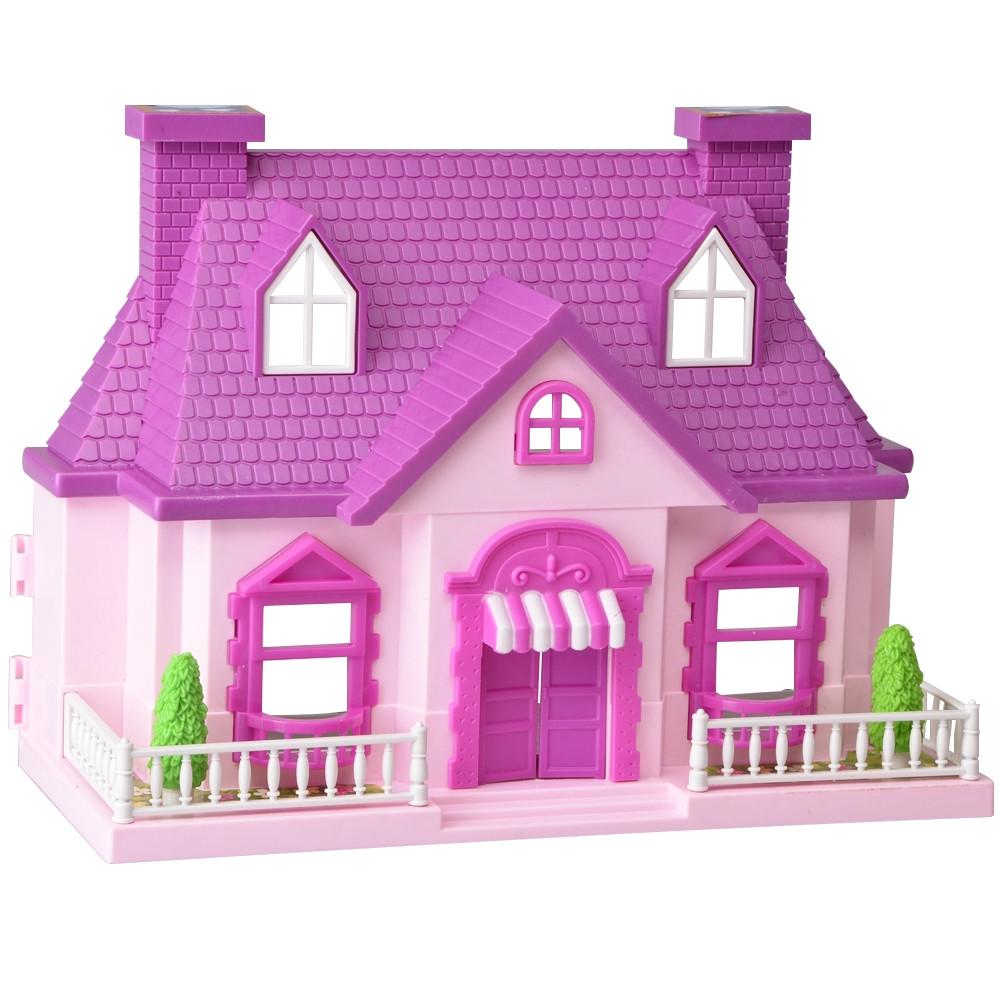 IM342 Кукольный раскладной домик