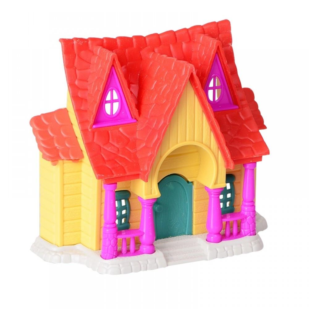 IM357 Кукольный домик фигурки