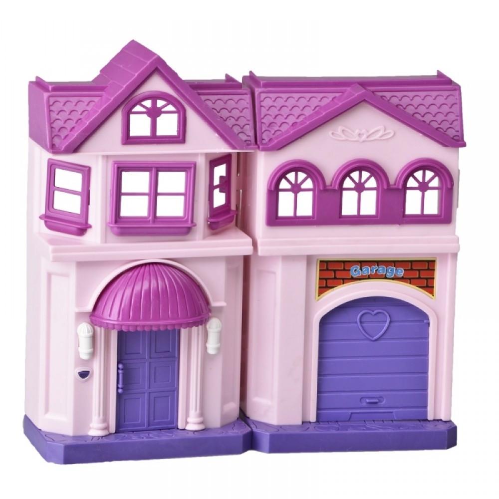 IM339 Кукольный раскладные домики