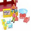 IM416 Домик для куклы ресторан, фото 2