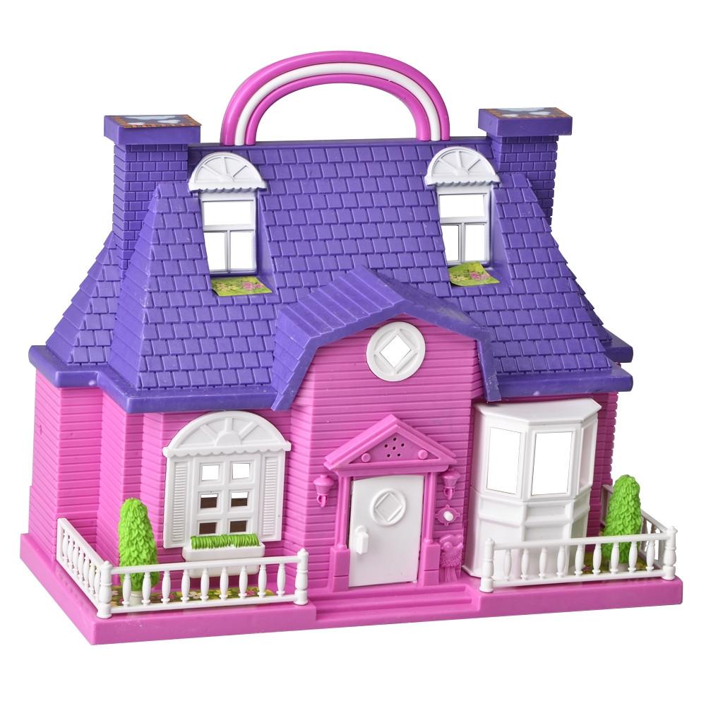 IM341 Кукольный раскладной домик