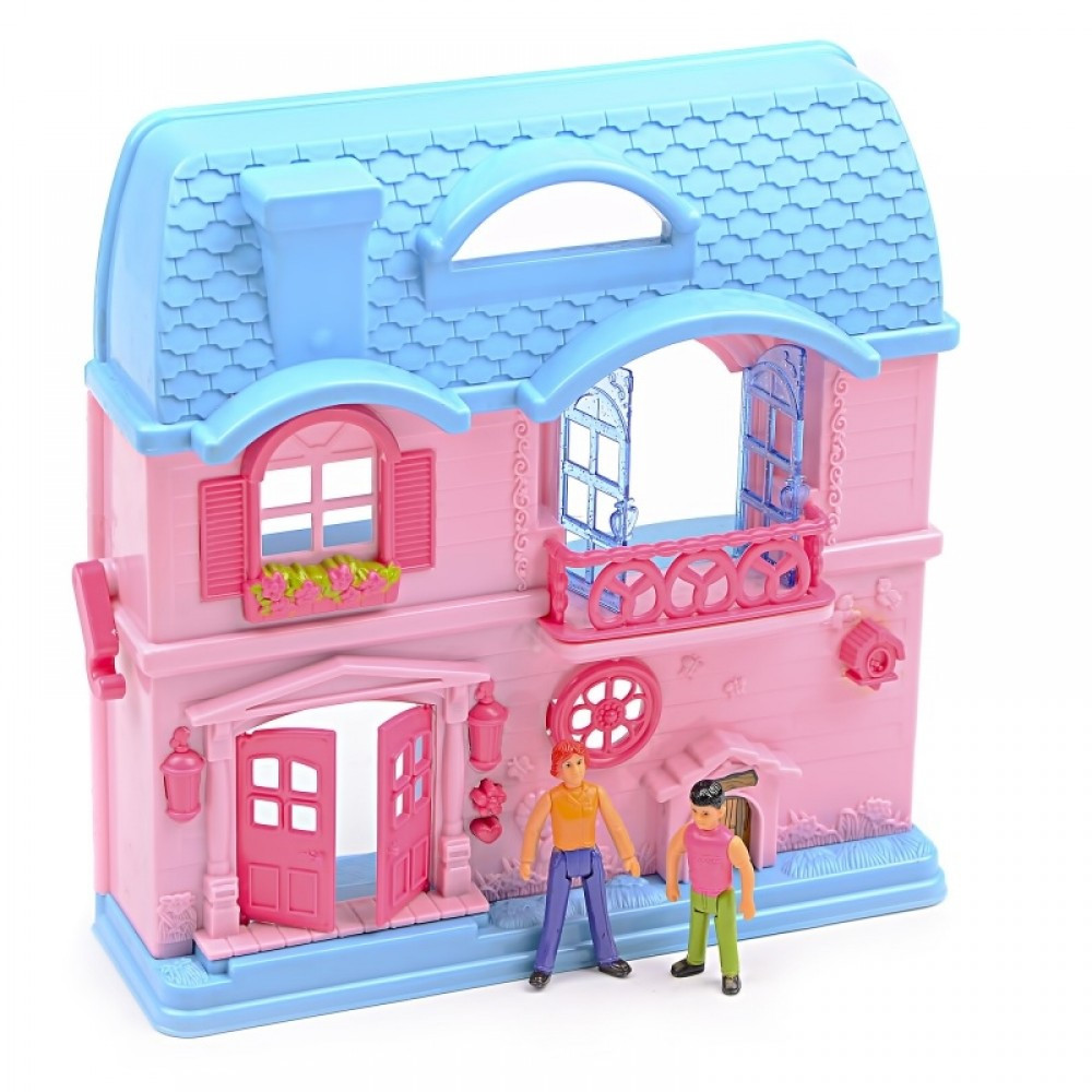 IM441 Кукольный домик фигурки