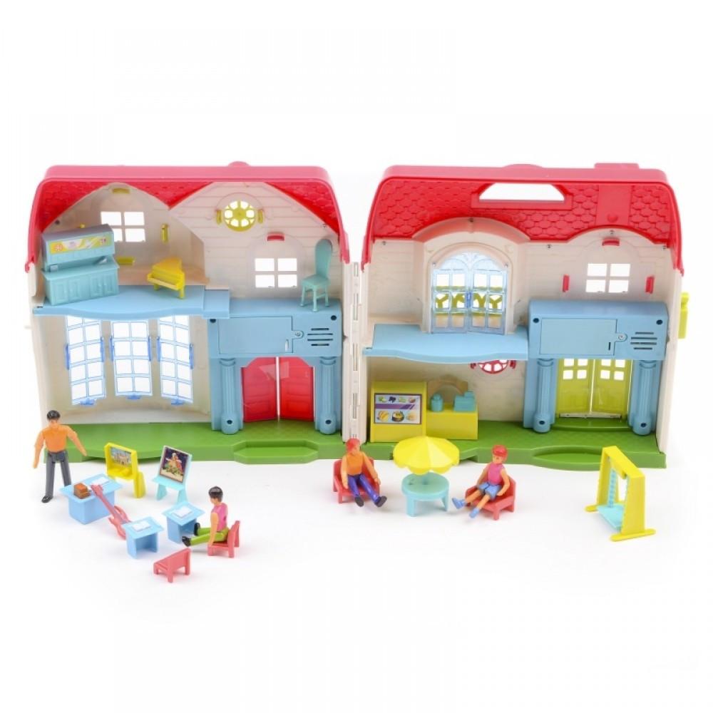 IM439 Кукольный домик Мебель игрушка фигурки