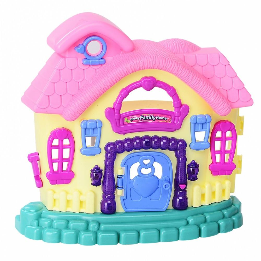 IM346 Кукольный домик фигурки