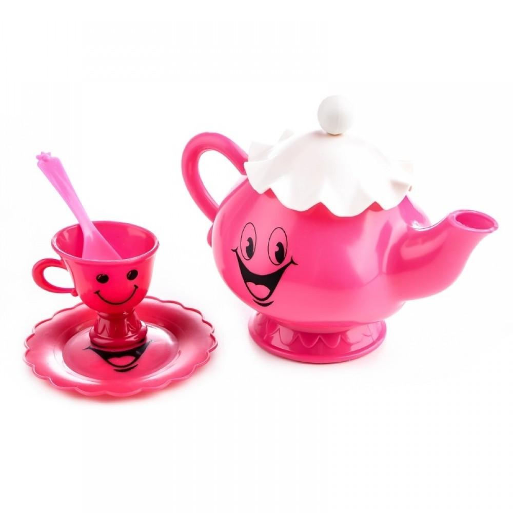 IE613 Чашка игрушка чайник для девочки