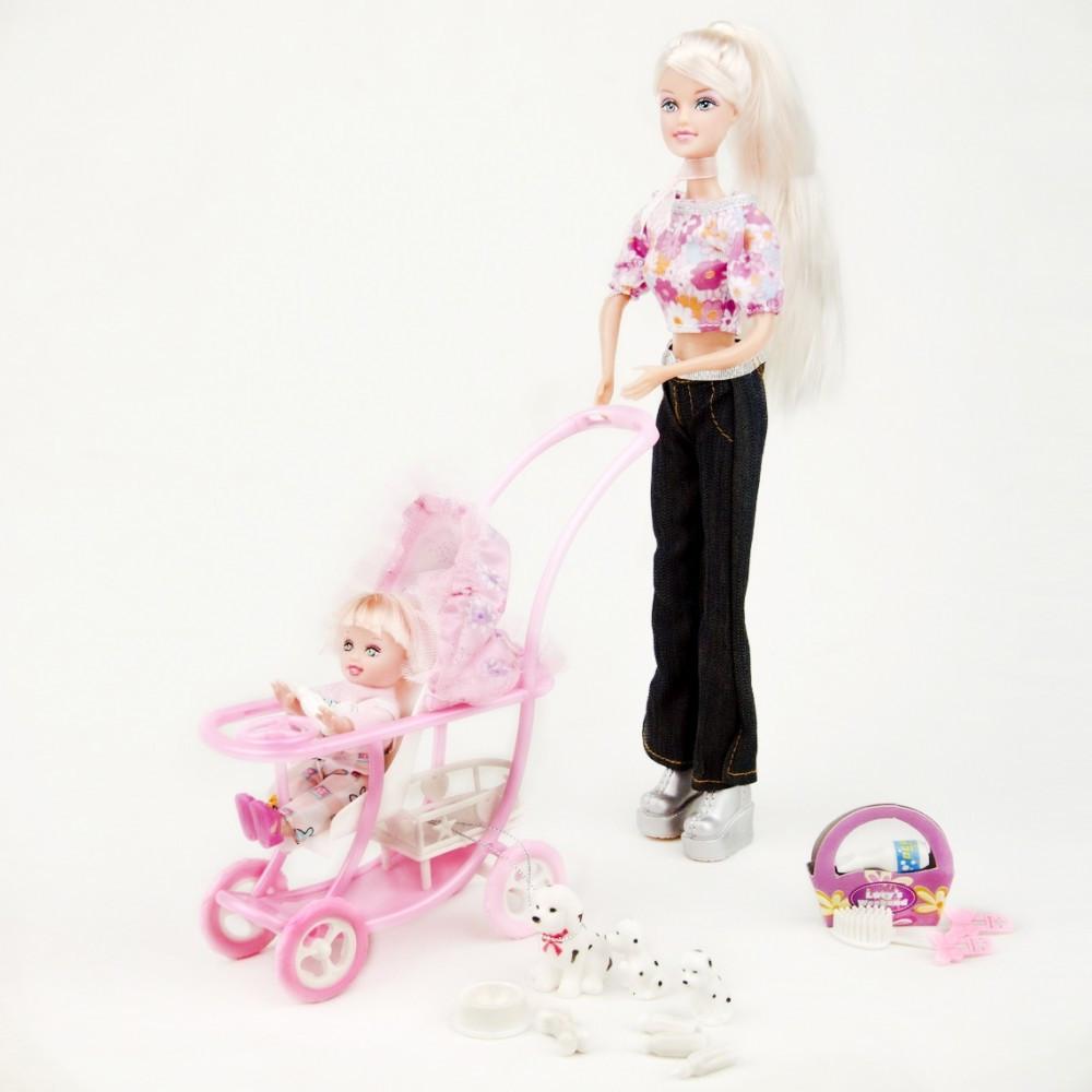 ID66 Кукла мама Люси