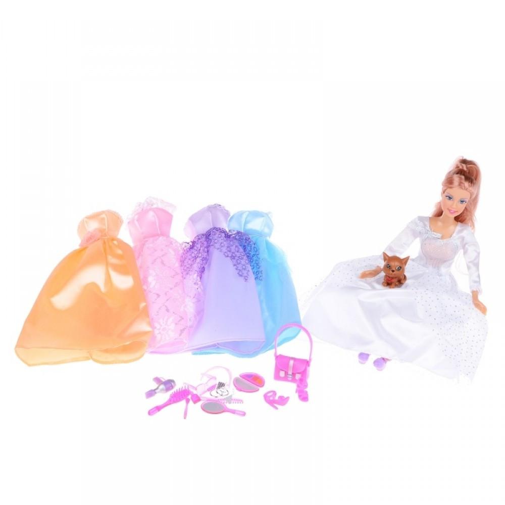 ID54 Кукла Люси невеста
