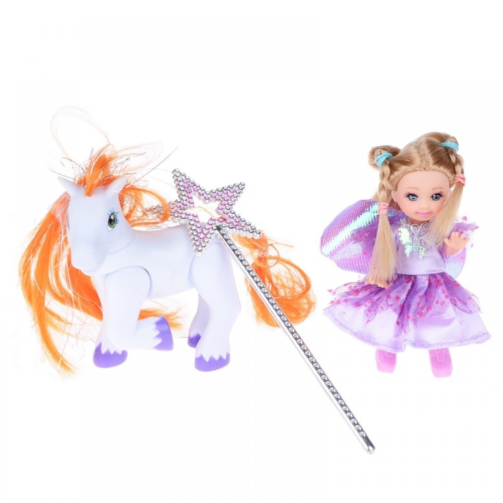 ID71 Кукла Лейла пони