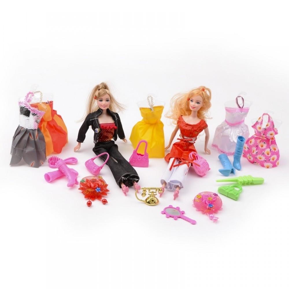 ID36D Куклы стилисы