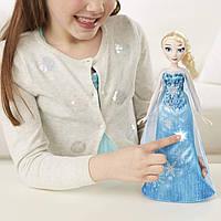 Кукла Эльза Hasbro c музыкальным платьем Холодное Сердце 30 см - 221783