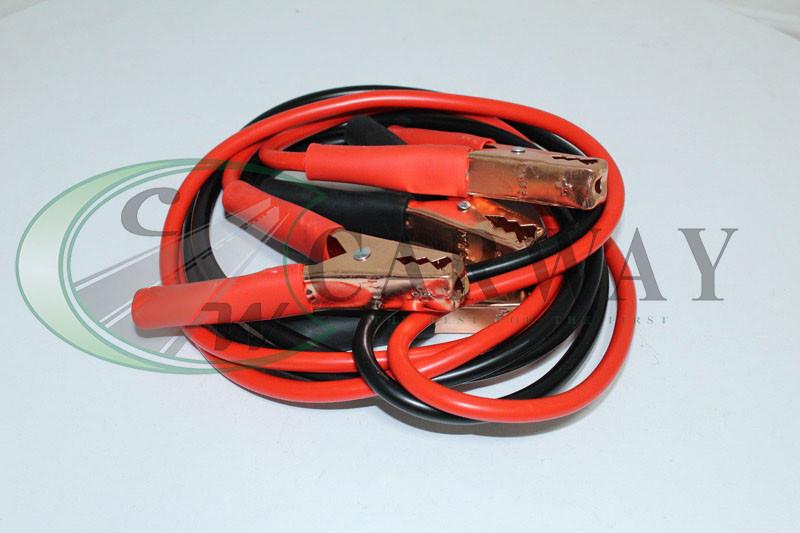 Провода прикуривателя 400А (2,5 м) -40С Elegant