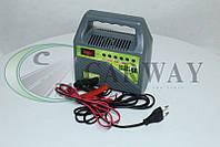 Зарядний пристрій PULSO 6-12V / 4A / 10-60AHR /світлодіодна індикація Vitol, фото 1