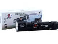 Фонарик BL 616 T6 USB Тактический Фонарик На Аккумуляторе, фото 1