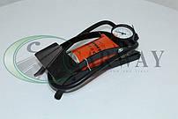 Насос ножний одноциліндровий 7 ATM 55х100 мм LA 190211 Lavita