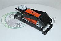 Насос ножной одноцилиндровый 7 ATM 80х130 мм усиленный LA 190241 Lavita, фото 1