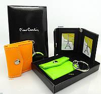 Брелок-фоторамка в виде кошелька для ручек (оранженый)
