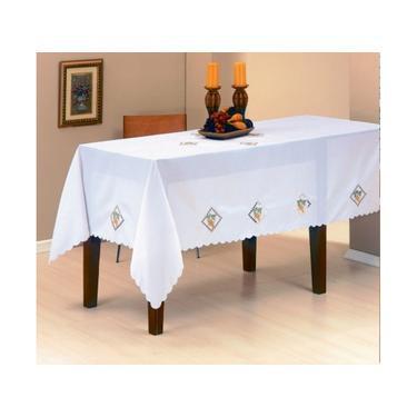 Скатерть ARYA Kayaoglu Olive 160x220 см. 1550344 белый