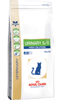 Royal Canin URINARY S/O HIGH DILUTION 1.5 кг